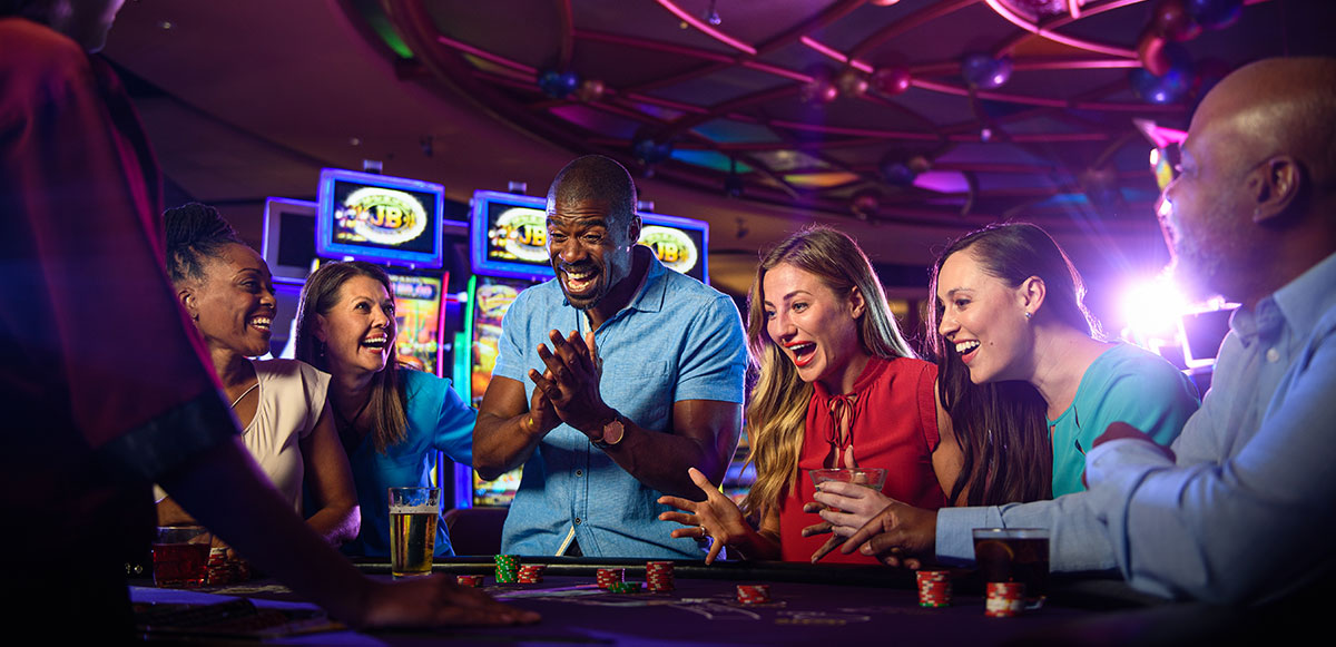 The way to Win Buyers And Influence Sales with Casino