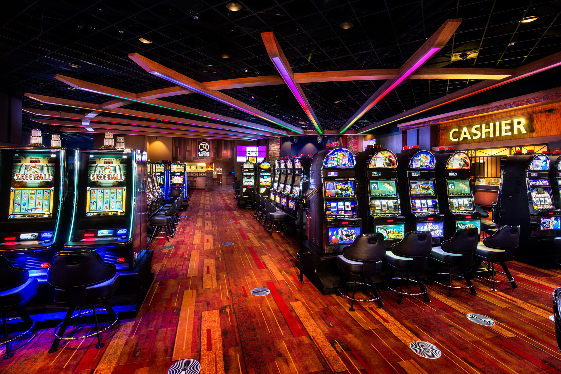Nine Causes You Should Stop Stressing About Casino