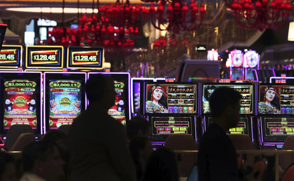 Three Rules About Online Casino Meant To Be Damaged